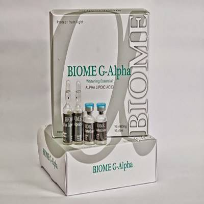 Biome G alpha Glutathione whitening injection | Healthcare Beauty