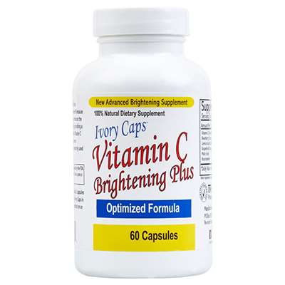 Ivory Caps Vitamin C Brightening Plus Capsules | Healthcare Beauty