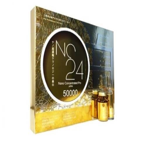 Nc 24 Nano Concentrated Pro 50000 Skin Whitening Injection 6 Sessions