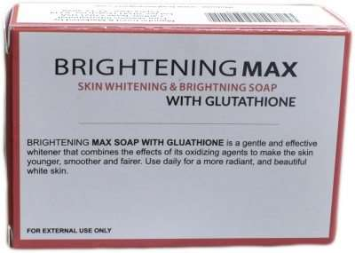 Brightening Max Skin Lightening Soap | Healthcare Beauty
