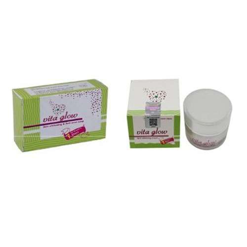 Vita Glow Glutathione Skin Whitening Night Cream and Soap | Healthcare Beauty