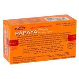 Renew Papaya Herbal Fruity Soap For Skin Whitening | Healthcare Beauty