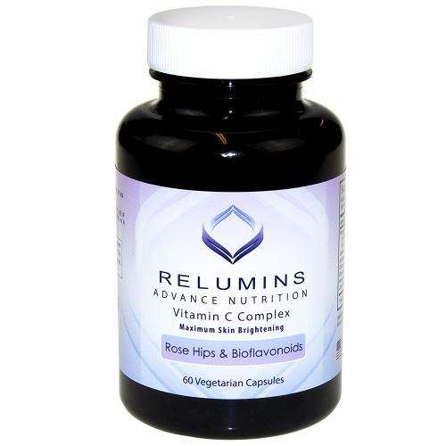 Buy Relumins Vitamin C 1000Mg 60 Skin whitening Capsules: Healthcarebeauty.in: Vitamin C Pills