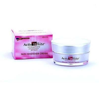 Active White L Glutathione Skin Whitening Cream | Healthcare Beauty