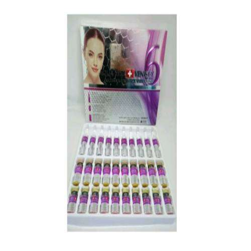 Aqua Veniscy 6 Ultimate strength 10 Sessions Skin Whitening Injection | Healthcare Beauty