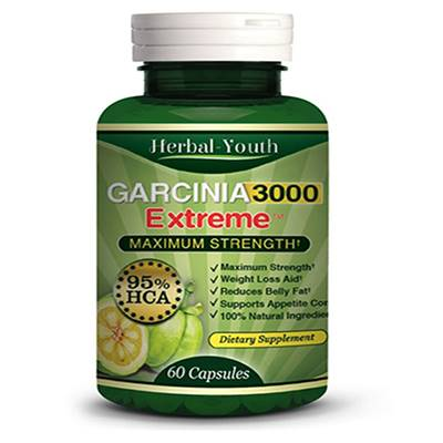 Garcinia 3000 extreme weight loss capsules