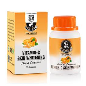 Dr James Vitamin C Skin Whitening Capsules | Healthcare beauty