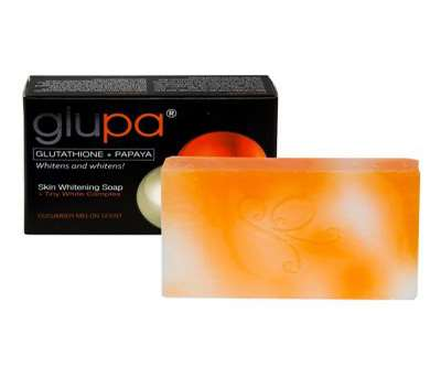 Buy Glupa Papaya & Glutathione Skin Whitening Soap  (135 g): Healthcarebeauty.in: Beauty: Soap