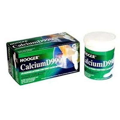 Hooger Calcium D990 For Height Increase Tablet | Healthcare Beauty