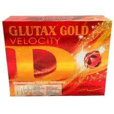 Glutax 300gs Gold Velocity Skin Whitening Injection: Healthcarebeauty.in: Glutax 300gs Glod