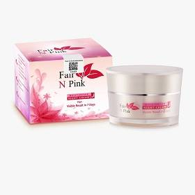 Fair n Pink Skin Whitening Cream