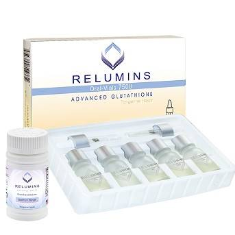 Relumins Advance Glutathione 7500 MG With Booster | Healthcare Beauty