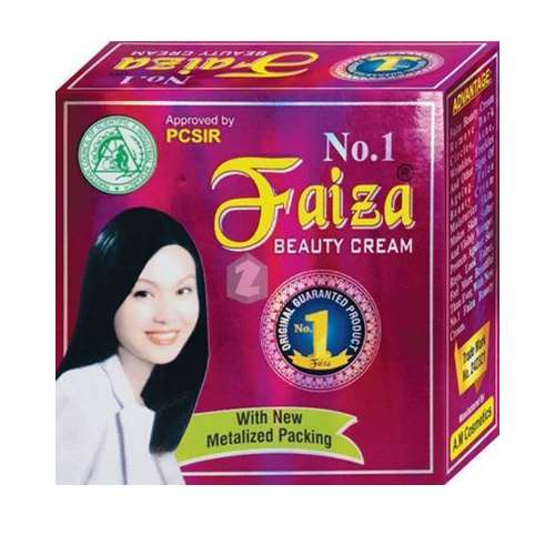 Faiza Beauty Cream Skin Whitening Cream: Healthcarebeauty.in: Beauty