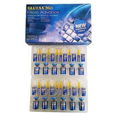 Glutax 5gs Micro Advance 12 Sessions