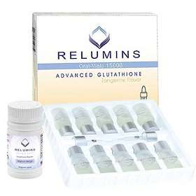 Relumins Advanced Glutathione 15000mg With Booster Skin whitening injection | Healthcare Beauty