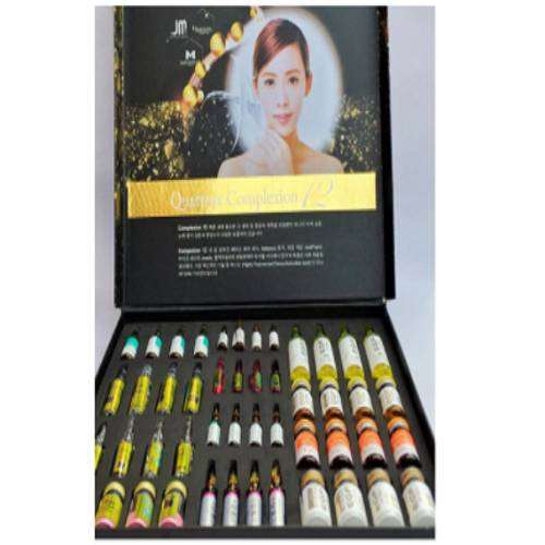 Quattrox Complexion 12 Infusion 4 Sessions Skin Whitening Injection | Healthcare Beauty
