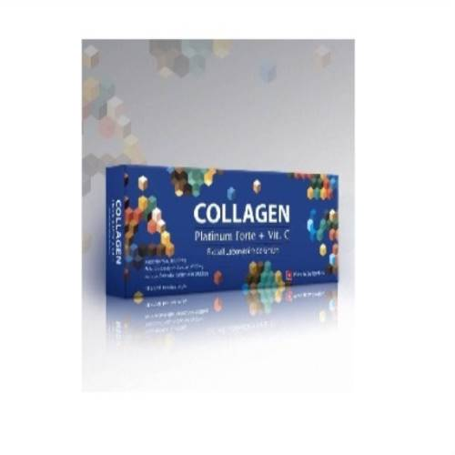 Biocell Collagen Platinum Forte plus Collagen and Vitamin C injection | Healthcare Beauty
