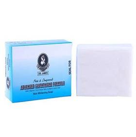 Dr James Skin Whitening Soap | Healthcare Beauty