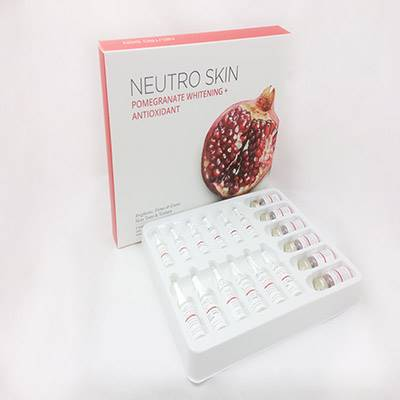 Neutro skin poegranate whitening antioxidant | Healthcare beauty